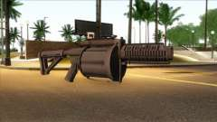 Rocket Launcher from GTA 5 для GTA San Andreas