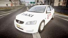 Holden Commodore Omega Queensland Taxi v3.0