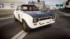Ford Escort RS1600 PJ10 для GTA 4