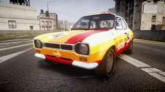Ford Escort RS1600 PJ94 для GTA 4