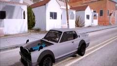 Nissan Skyline 2000 GT-R Drift Edition для GTA San Andreas