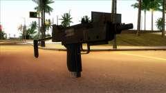 Micro SMG from GTA 5 для GTA San Andreas