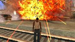 New Realistic Effects 4.0 Full Final Version для GTA San Andreas