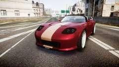 Bravado Banshee GTA V Style для GTA 4