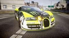 Bugatti Veyron Super Sport 2011 [EPM] Ken Block