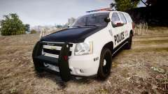 Chevrolet Tahoe 2010 Sheriff Dukes [ELS]