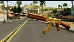 New AK47 для GTA San Andreas