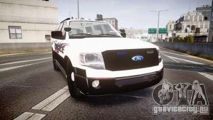 Ford Expedition 2010 Delta Police [ELS] для GTA 4