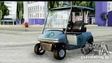GTA 5 Caddy v2 для GTA San Andreas