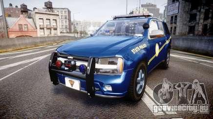 Chevrolet Trailblazer Virginia State Police ELS для GTA 4