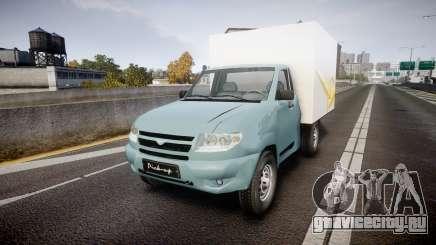 УАЗ 23602-050 metal для GTA 4