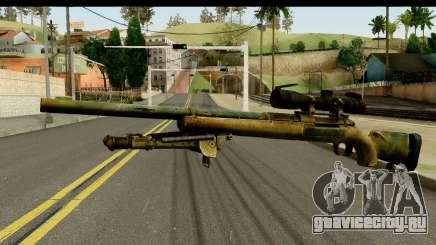 M24 from Sniper Ghost Warrior 2 для GTA San Andreas
