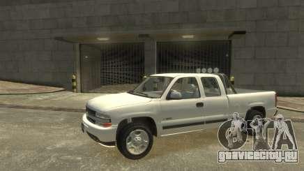 Chevrolet Silverado 1500 для GTA 4