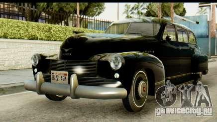 Lassiter Series 75 Hollywood для GTA San Andreas