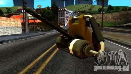 New Chainsaw для GTA San Andreas
