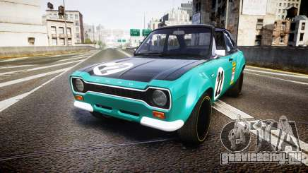 Ford Escort RS1600 PJ22 для GTA 4