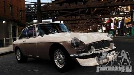 MGB GT 1965 для GTA 4