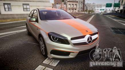 Mersedes-Benz A45 AMG PJs3 для GTA 4