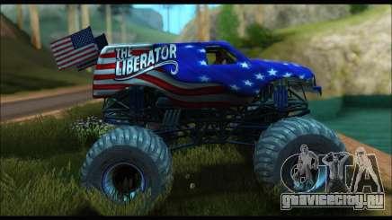 Monster The Liberator (GTA V) для GTA San Andreas