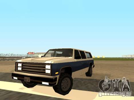 Rancher Four Door для GTA San Andreas