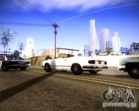 Glazed Graphics для GTA San Andreas третий скриншот