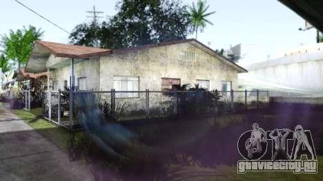 Miami Sunset ENB для GTA San Andreas четвёртый скриншот