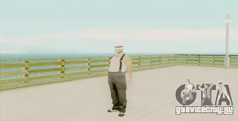 Ghetto Skin Pack для GTA San Andreas второй скриншот