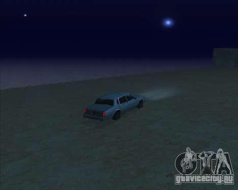 ENBSeries NEW Perfect Effects для GTA San Andreas четвёртый скриншот