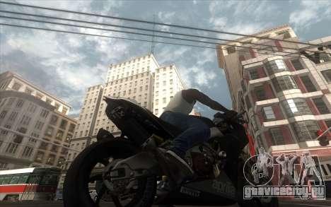 Classic Dark ENB для GTA San Andreas второй скриншот