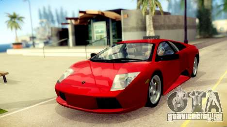 ENB Flash Real Overhaul для GTA San Andreas второй скриншот