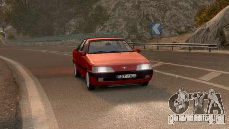 Daewoo Espero 1.5 GLX 1996 для GTA 4 вид справа