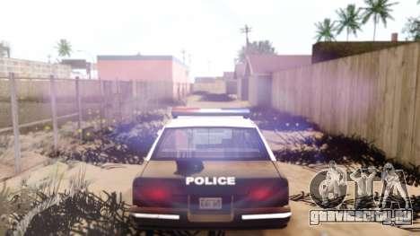 Miami Sunset ENB для GTA San Andreas третий скриншот