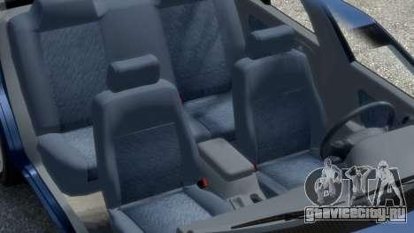 Daewoo Espero 1.5 GLX 1996 для GTA 4 двигатель