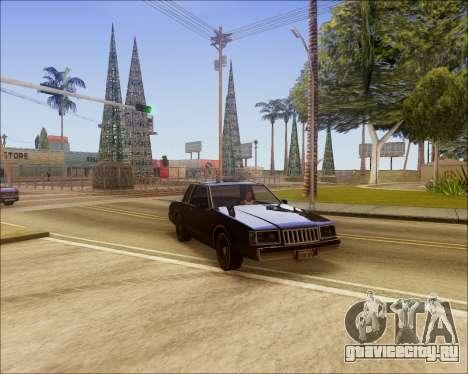 ENB by Nietto for SA:MP для GTA San Andreas