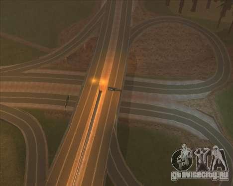 New Roads для GTA San Andreas четвёртый скриншот