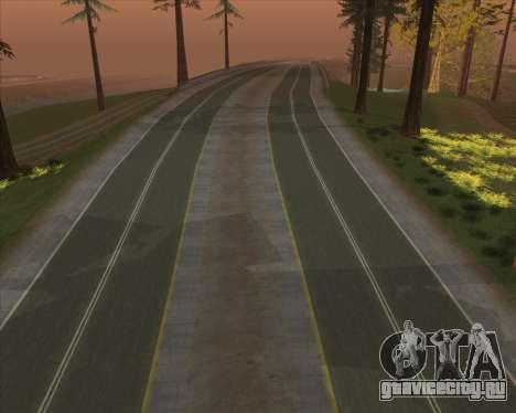 New Roads для GTA San Andreas третий скриншот