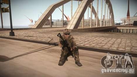 Анимации из CoD MW3 для GTA San Andreas второй скриншот