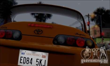 GTA 5 ENBSeries v3.0 Final для GTA San Andreas четвёртый скриншот