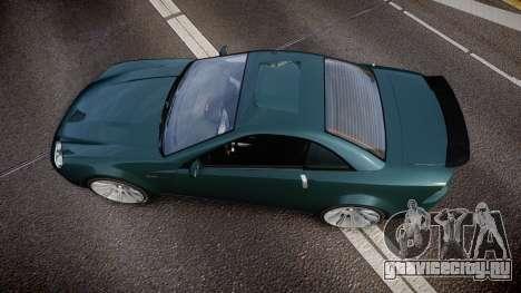 Benefactor Feltzer V8 Sport для GTA 4 вид справа