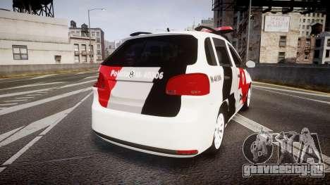 Volkswagen Suran PMESP [ELS] для GTA 4