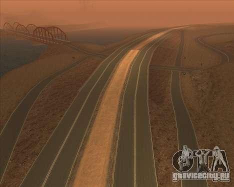 New Roads для GTA San Andreas