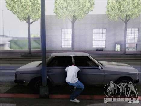 Взлом машины для GTA San Andreas