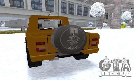 Aro 242 для GTA San Andreas колёса