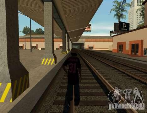 Cleo Slap для GTA San Andreas