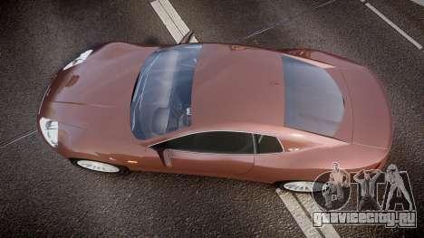 Dewbauchee XSL650R для GTA 4