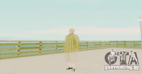 Ghetto Skin Pack для GTA San Andreas шестой скриншот