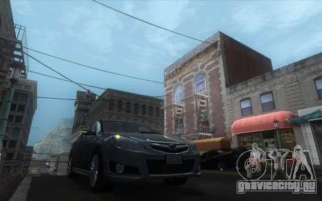 Classic Dark ENB для GTA San Andreas пятый скриншот