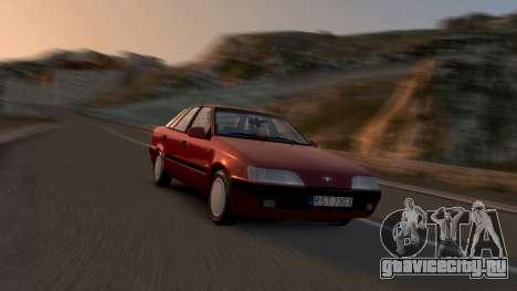 Daewoo Espero 1.5 GLX 1996 для GTA 4 салон