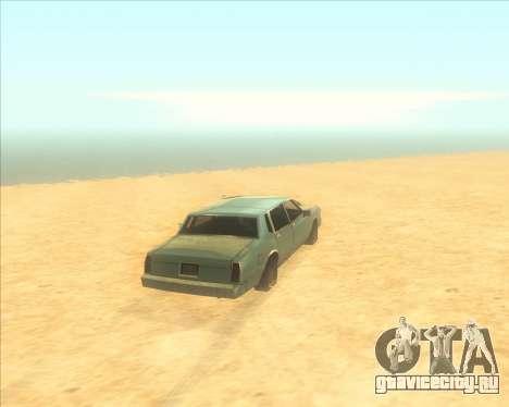 ENBSeries NEW Perfect Effects для GTA San Andreas второй скриншот