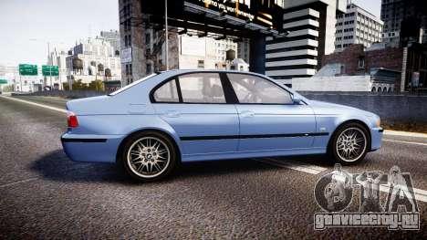 BMW M5 E39 stock для GTA 4